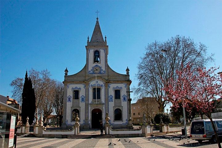 Igreja matriz de São Mamede de Infesta