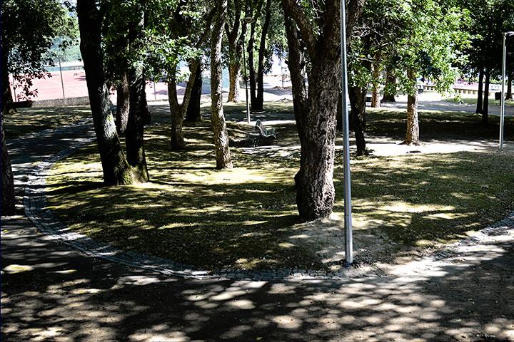 Parque Urbano de São Mamede de Infesta