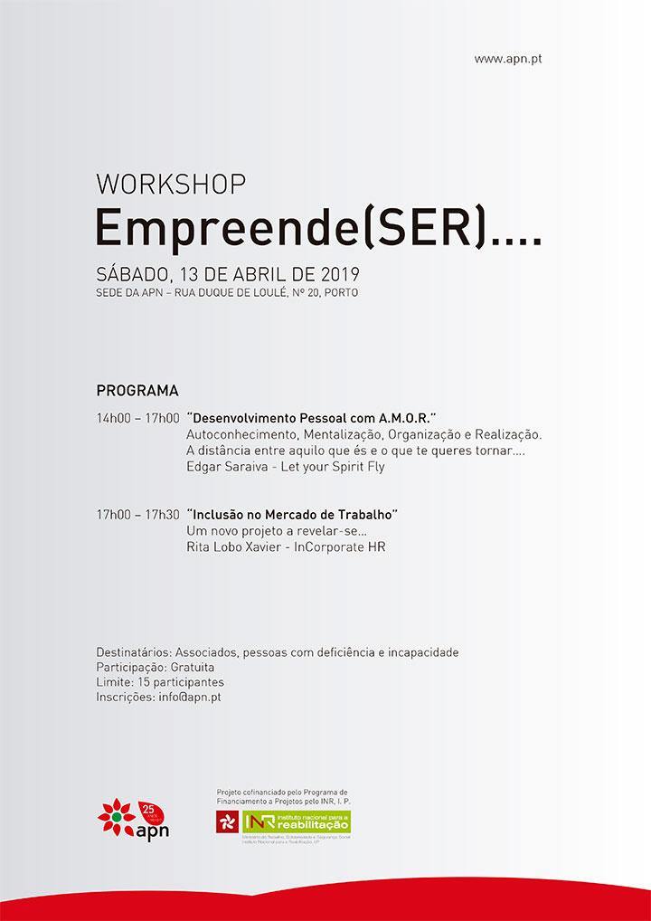 Workshop Empreende(SER)
