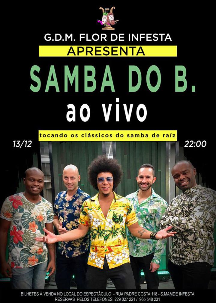 Samba do B. ao Vivo
