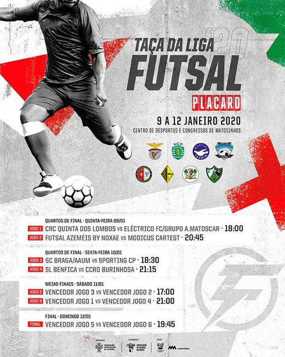 Taça da Liga de Futsal